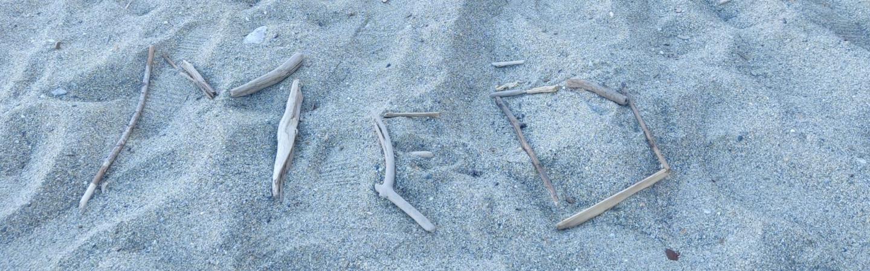 MED on the beach